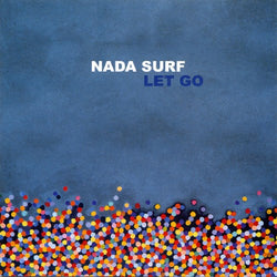 Nada Surf Let Go LP LP- Bingo Merch Official Merchandise Shop Official