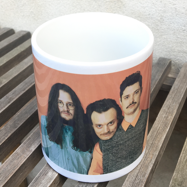 Efterklang Portrait Mug Mug- Bingo Merch Official Merchandise Shop Official