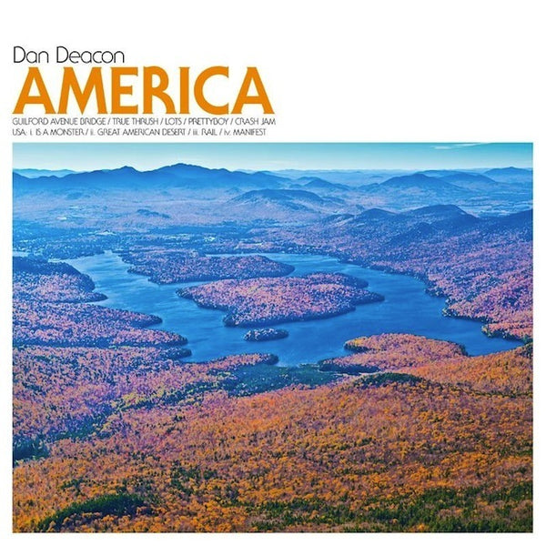 Dan Deacon America CD CD- Bingo Merch Official Merchandise Shop Official