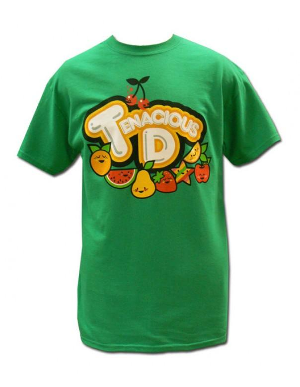 Tenacious D Low Hanging Fruit T-Shirt- Bingo Merch Official Merchandise Shop Official