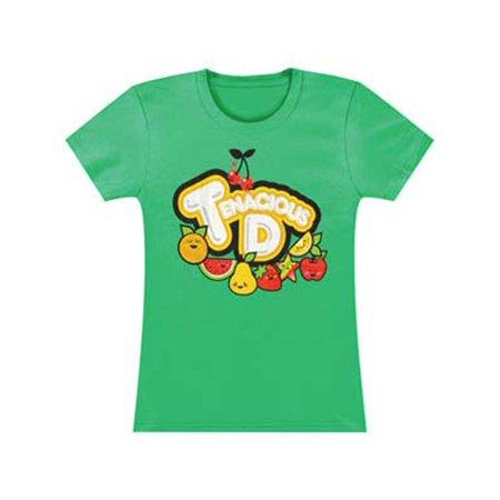 Tenacious D Low Hanging Fruit - Girls T-Shirt- Bingo Merch Official Merchandise Shop Official