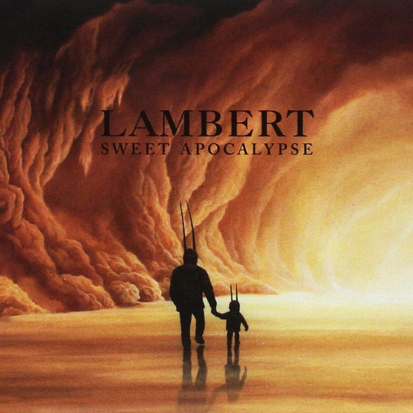 Lambert Sweet Apocalypse CD (signed) CD- Bingo Merch Official Merchandise Shop Official