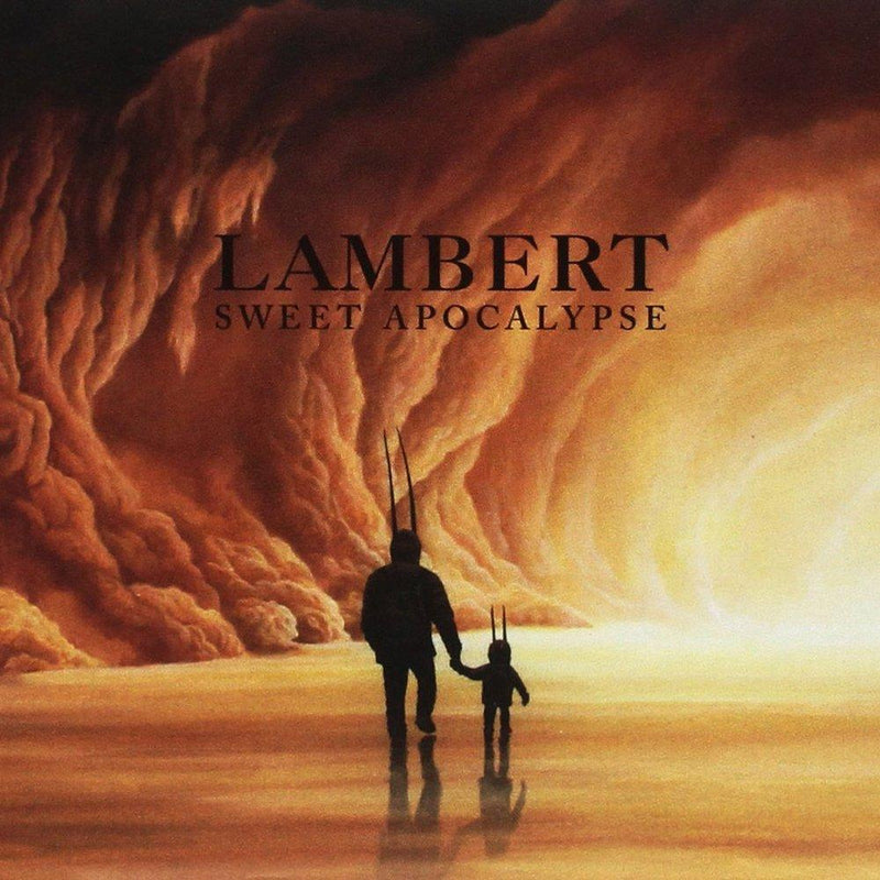 Lambert Sweet Apocalypse LP (signed) LP- Bingo Merch Official Merchandise Shop Official