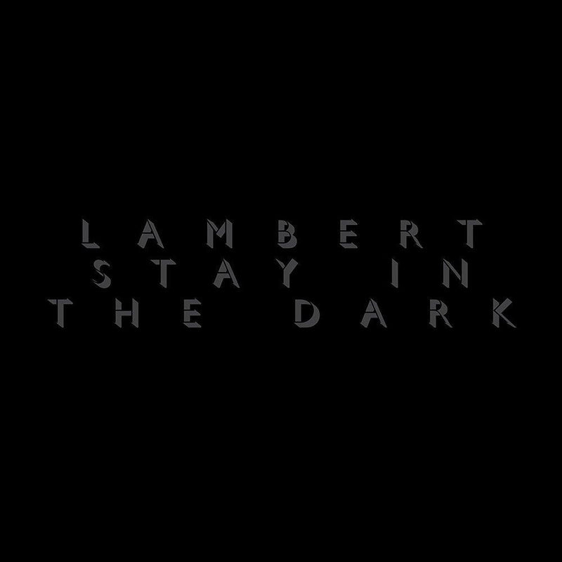Lambert Stay in the Dark LP LP- Bingo Merch Official Merchandise Shop Official