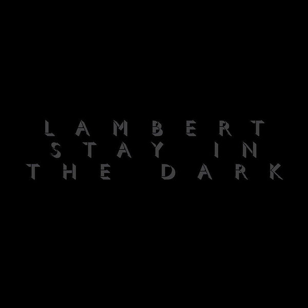 Lambert Stay in the Dark CD CD- Bingo Merch Official Merchandise Shop Official