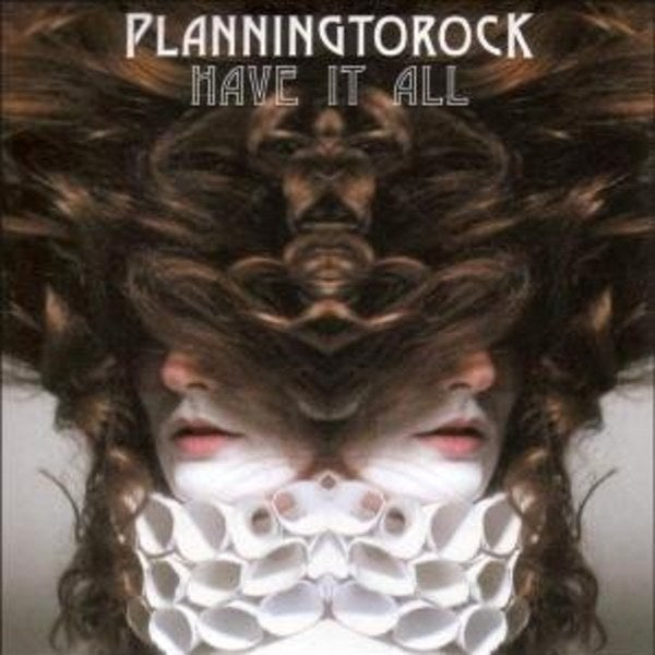 Planningtorock Have It All LP LP- Bingo Merch Official Merchandise Shop Official