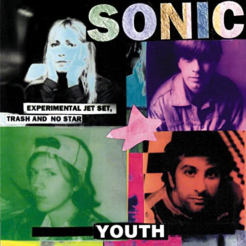 Sonic Youth Experimental Jet Set, Trash and No Star CD CD- Bingo Merch Official Merchandise Shop Official