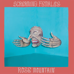 Screaming Females Rose Mountain LP LP- Bingo Merch Official Merchandise Shop Official