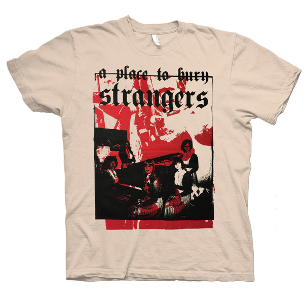 A Place To Bury Strangers Evil Women T-Shirt- Bingo Merch Official Merchandise Shop Official
