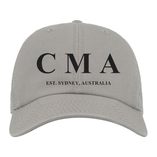 Alex Cameron CMA Dad Hat Cap- Bingo Merch Official Merchandise Shop Official