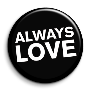 Always Love Pin