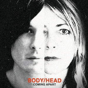Body/Head Coming Apart CD CD- Bingo Merch Official Merchandise Shop Official
