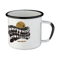 Bob Mould Sunshine Rock Mug Other- Bingo Merch Official Merchandise Shop Official