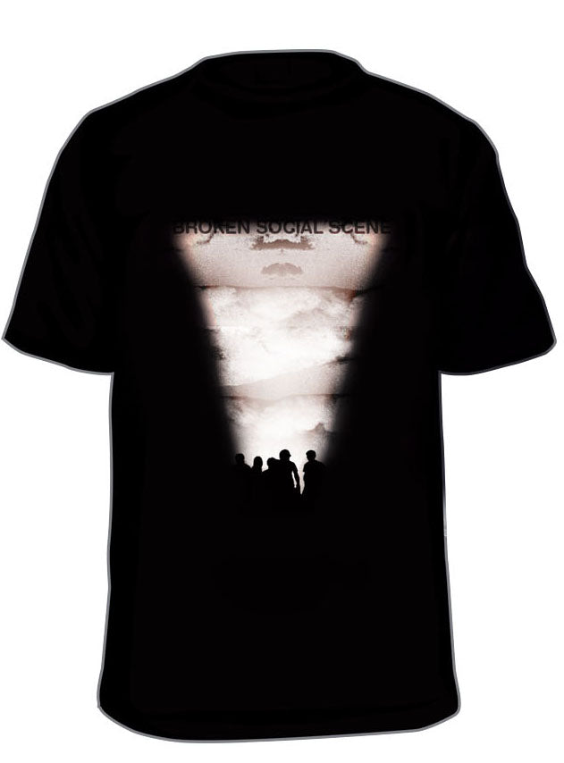 Broken Social Scene Lightblast T-shirt- Bingo Merch Official Merchandise Shop Official