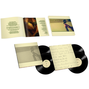 Being There Deluxe Edition (4LP 180g Black Vinyl)