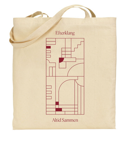 Efterklang Altid Sammen Totebag Totebag- Bingo Merch Official Merchandise Shop Official