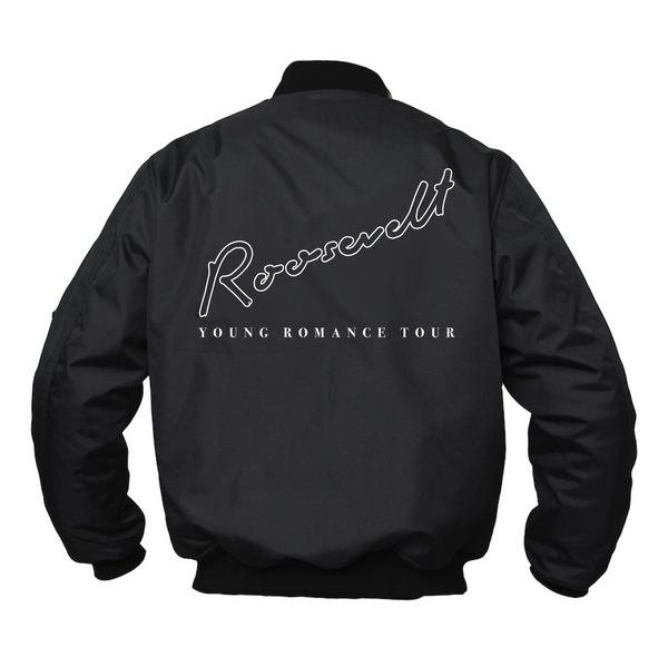 Roosevelt Young Romance Tour Jacket Merchandise- Bingo Merch Official Merchandise Shop Official