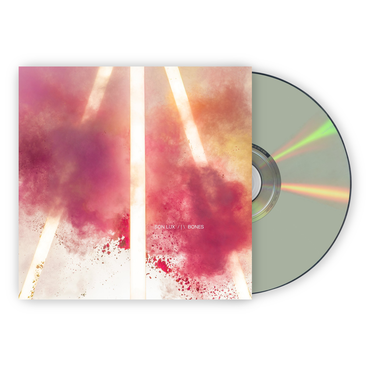 Son Lux Bones CD CD- Bingo Merch Official Merchandise Shop Official