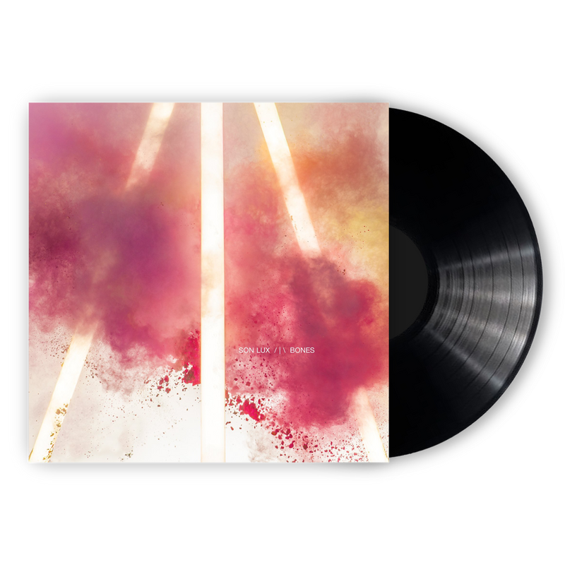 Son Lux Bones LP LP- Bingo Merch Official Merchandise Shop Official