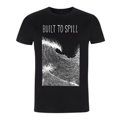 Built To Spill Wave T-Shirt- Bingo Merch Official Merchandise Shop Official