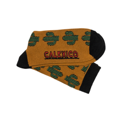 Calexico Cactus Socks Socks- Bingo Merch Official Merchandise Shop Official