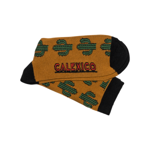 Calexico Cactus Socks Other- Bingo Merch Official Merchandise Shop Official
