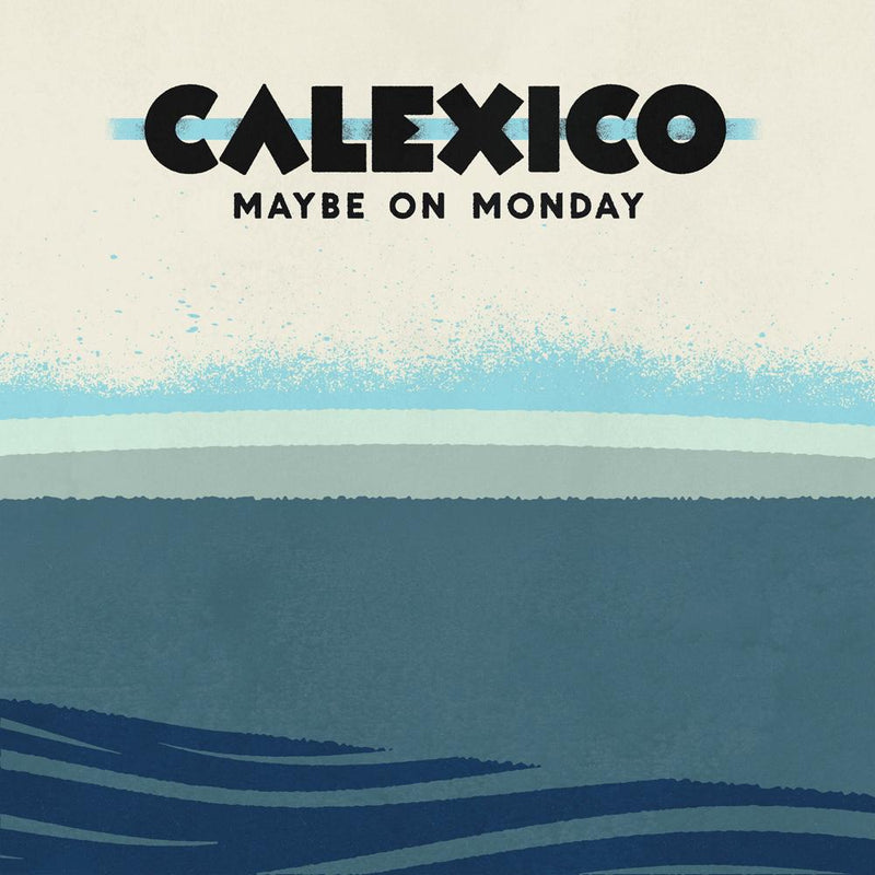 Calexico Maybe On Monday CD CD- Bingo Merch Official Merchandise Shop Official