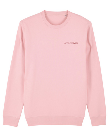 Efterklang Altid Sammen Sweatshirt Pink Sweatshirt- Bingo Merch Official Merchandise Shop Official