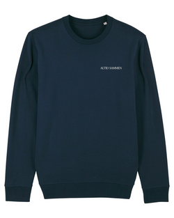 Efterklang Altid Sammen Sweatshirt Navy Sweatshirt- Bingo Merch Official Merchandise Shop Official
