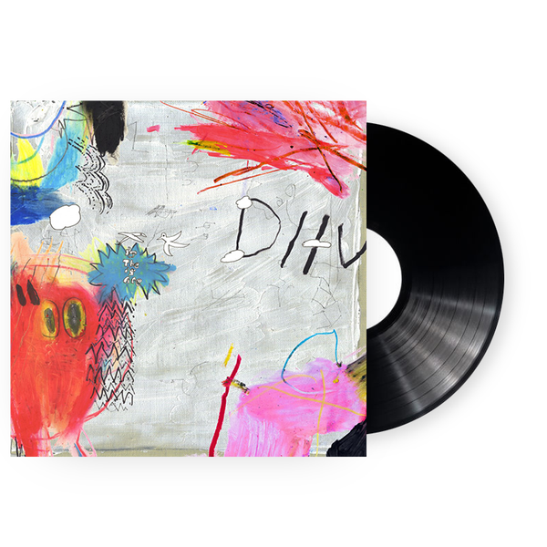 DIIV Is The Is Are LP LP- Bingo Merch Official Merchandise Shop Official