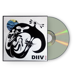 DIIV Oshin CD CD- Bingo Merch Official Merchandise Shop Official