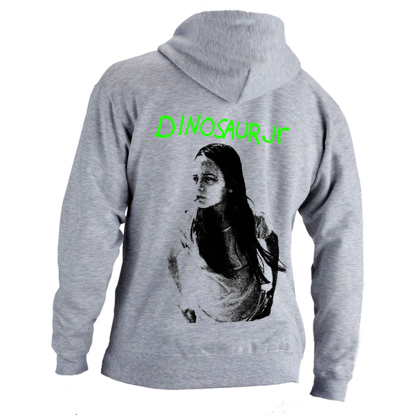 Dinosaur Jr. Green Mind - hoodie Hoodie- Bingo Merch Official Merchandise Shop Official