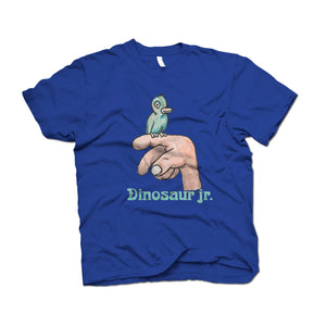 Dinosaur Jr. Bird T-Shirt- Bingo Merch Official Merchandise Shop Official