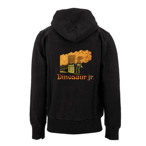 Dinosaur Jr. Door Hoodie Hoodie- Bingo Merch Official Merchandise Shop Official