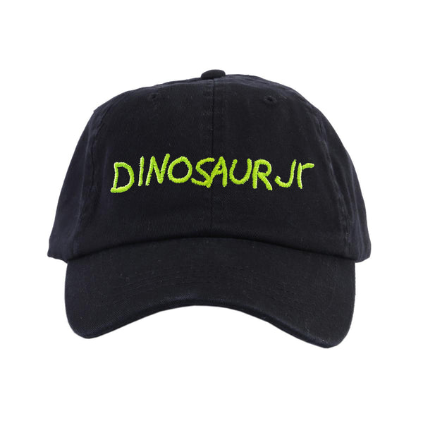 Dinosaur Jr. Logo Dad Hat
