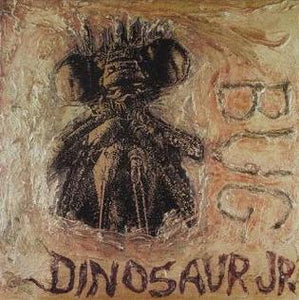 Dinosaur Jr. Bug CD CD- Bingo Merch Official Merchandise Shop Official