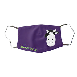 Dinosaur Jr. (PRE-ORDER) Cow Facemask Facemask- Bingo Merch Official Merchandise Shop Official