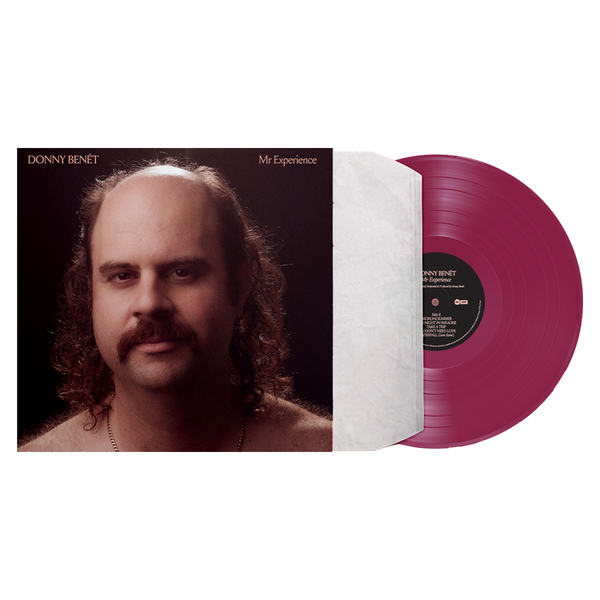 Donny Benét Mr Experience 'Fruit Punch' LP LP- Bingo Merch Official Merchandise Shop Official