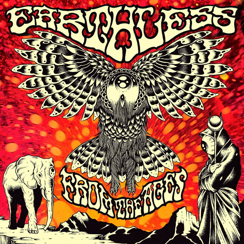 Earthless From The Ages CD CD- Bingo Merch Official Merchandise Shop Official