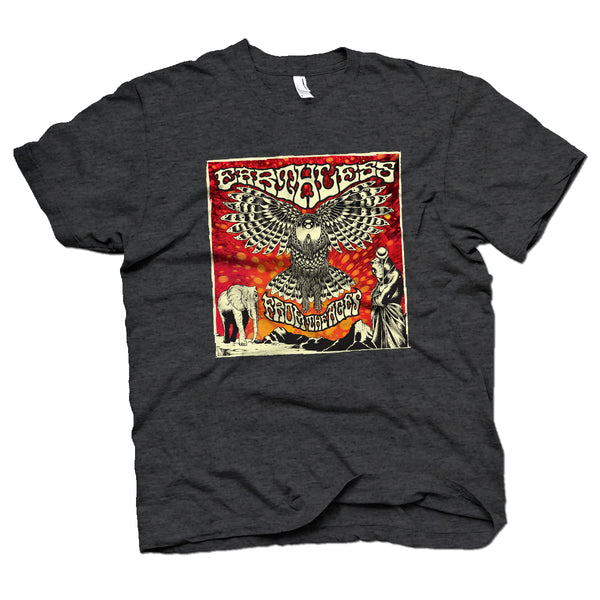 Earthless From The Ages T-Shirt- Bingo Merch Official Merchandise Shop Official