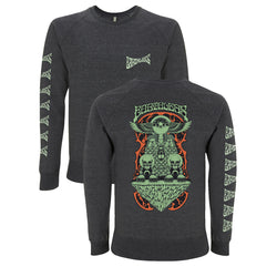 Earthless Throne Sweatshirt- Bingo Merch Official Merchandise Shop Official
