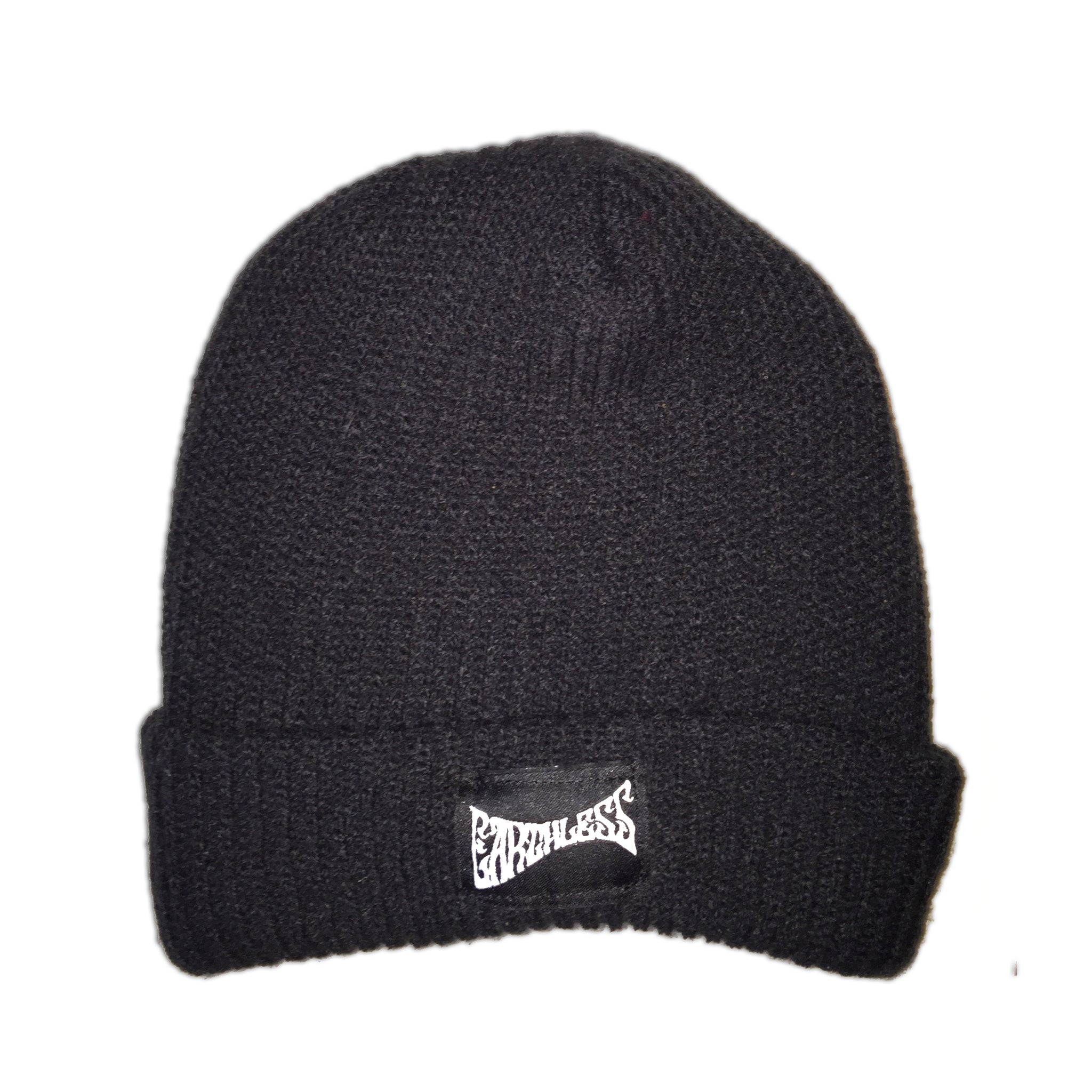 Knit Hat Black