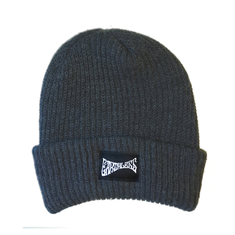 Earthless Knit Hat Grey Hat- Bingo Merch Official Merchandise Shop Official