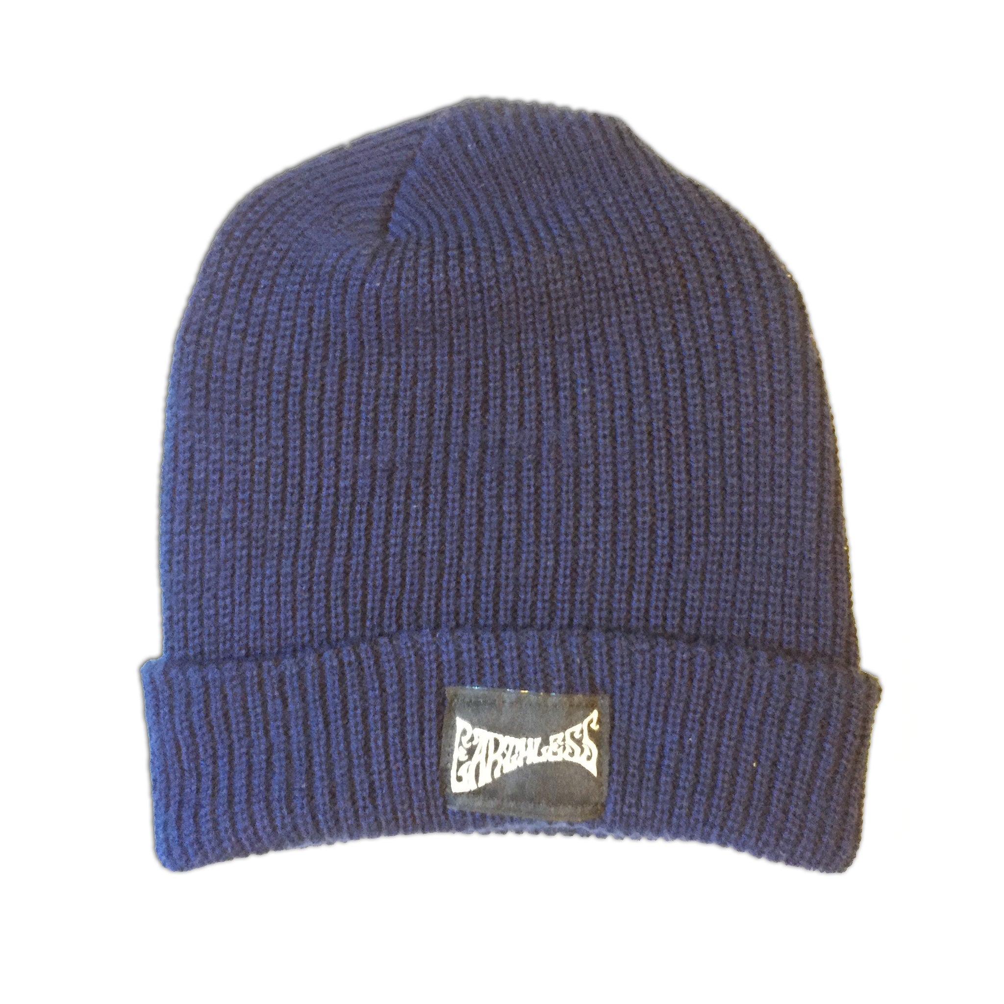 Knit Hat Navy