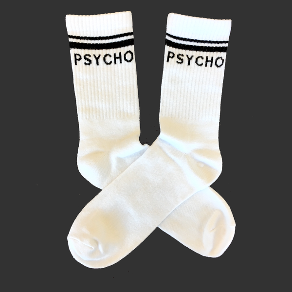 Element Of Crime Psycho Tennissocken Socks- Bingo Merch Official Merchandise Shop Official