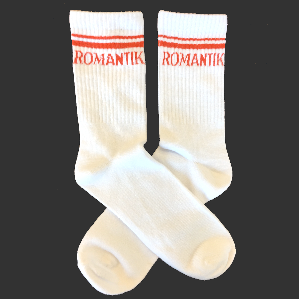 Romantik Tennissocken