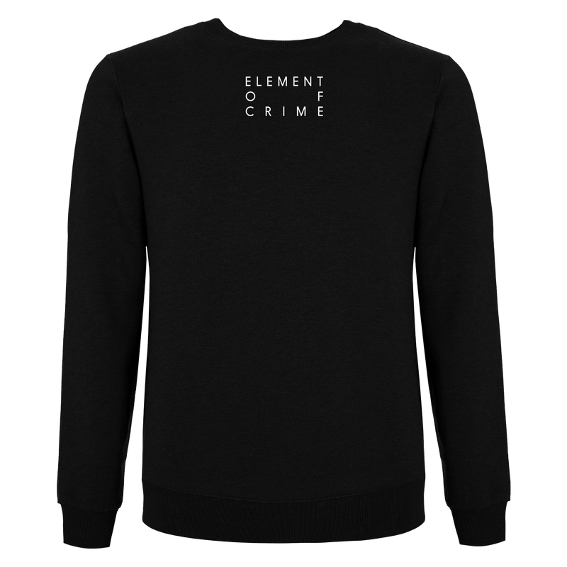 Element Of Crime Psycho Sweatshirt Sweatshirt- Bingo Merch Official Merchandise Shop Official
