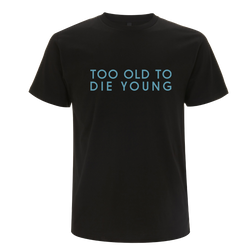 Element Of Crime Too Old To Die Young T-Shirt- Bingo Merch Official Merchandise Shop Official