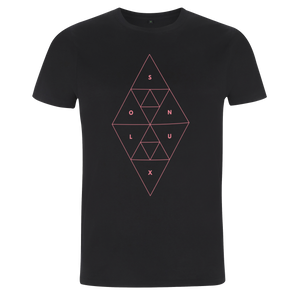 Son Lux Diamond T-Shirt Black Shirt- Bingo Merch Official Merchandise Shop Official