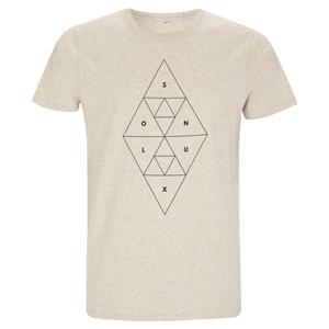 Diamond T-Shirt Natural